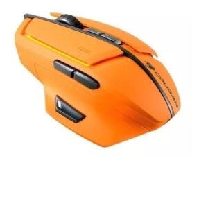 Mouse Gamer Cougar 600M 8500 dpi Laranja CXT-USG13-U02600MO