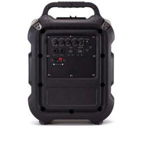 Caixa De Som Multiuso Bt, Fm, Aux, Sd, Usb, Mic Preto Pulse - SP295