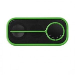 Caixa De Som Portátil Bluetooth, Sd, Fm, Usb 10W Verde Pulse - SP208