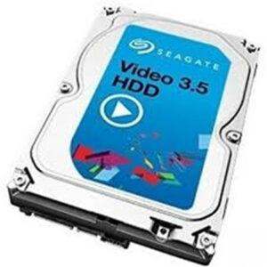 HD 500GB 5900 SATA3 p/ video DVR NVR Seagate ST500VM000 64MB