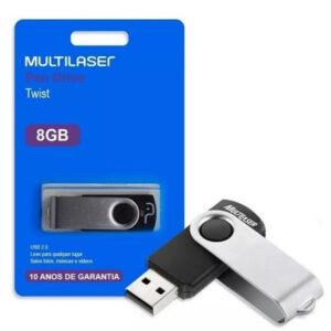 Pen Drive Twist 8GB USB  PD587