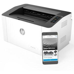 Impressora Laser Monocromática, Wi-Fi 107w 4ZB78A HP