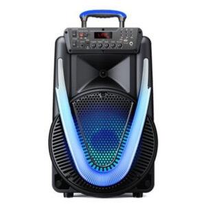 Caixa De Som SUNNY II 500W - 12 POL - BT/AUX/SD/USB/FM/LED-SP395