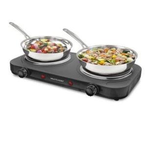 Fogão Elétrico Multilaser Easy Cook Duo 220V - CE155