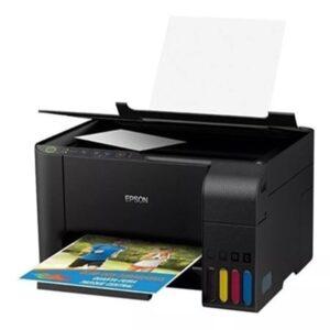 Impressora Multifuncional Epson EcoTank L3150, Wi-Fi, Bivolt – C11CG86302