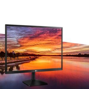 Monitor Gamer Lg Led Ips Preto 24mk430h-B 75hz Amd Free-Sync 5ms Hdmi/Vga 1080p 23.8'' - 24MK430H-B