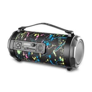 Caixa De Som Bazooka Paint Blast Ii 120w – SP362