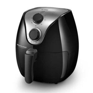 Fritadeira Elétrica Air Fryer Goumert Multilaser 220V Preta