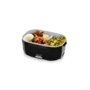 Marmita Aquecedor de Alimento Gourmet Bivolt com 60W 1 Litro Preto Multilaser – CE071