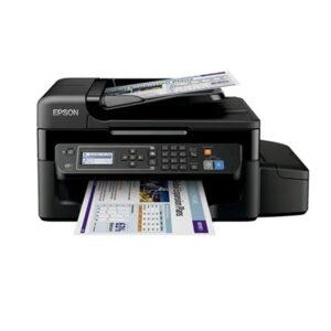 Impressora Multifuncional Epson EcoTank L575 Colorida Wi-Fi Bivolt – C11CE90302