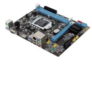 Placa Mãe Bluecase Bmb75-T Intel Lga 1155 Chipset B75 Ddr3 1600 rede 10/100/1000