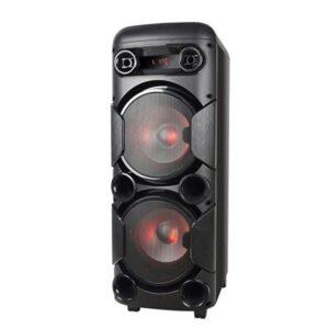 Caixa de Som Mini Torre 900W BT/AUX/USB/FM – SP380