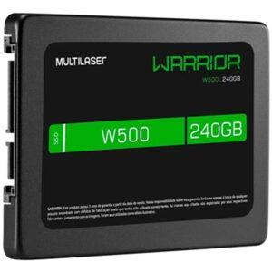 Ssd Gamer Warrior 2.5 Pol. 240Gb W500 – SS210