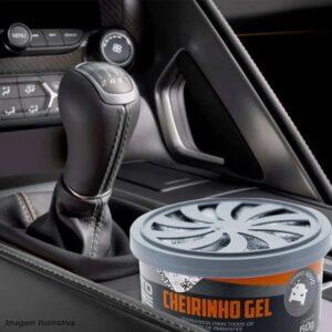 Aromatizante Gel Motorcare Carro Novo 60g Pote - Au440