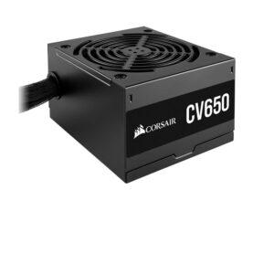 Fonte Corsair CV650W, cv650, 80 Plus Bronze CP-9020211-BR