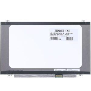 Tela LCD N140BGE-E43   1366x768 Led Slim 30p