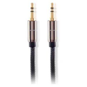 Cabo De Áudio Multilaser Estéreo P2 (3,5Mm) M Xm 1,8M - WI285