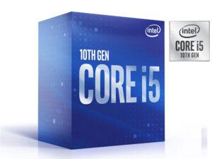 Processador Core I5 Processador Bx8070110600kf Hexa Core I5-10600kf 4.1ghz 12mb Cache s Cooler Lga1200