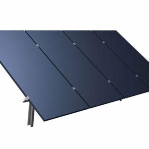 Estrutura Solar Fotovoltaico 412074 Rs-232ca 4 Paineis Solo Terrestre 4,80m Inclinacao 5 a 30 Graus