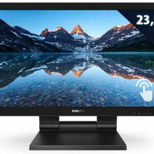 Monitor Touch 242b9t 23,80 1920 x 1080 Full Hd Led Wide Vga Hdmi