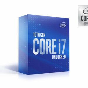 Processador Core I7 Processador Bx8070110700k Octa Core I7-10700k 3,80ghz 16mb Cache Com Video Lga1200