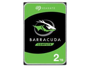"Hdd 3,5"" Barracuda Para Desktop Hdd 2fr102-300 St2000dm008 2tera 7200rpm 256mb Cache Sata 6gbgs"