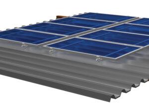 Gerador De Energia Solar Growatt Rosca Dupla Madeira Romagnole Gef 2,68kwp Byd Poli Half Cell Mic 3kw 1mppt Mono