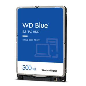 Hdd para Notebook 500GB 5400rpm Wd5000lpcx-00vhat0