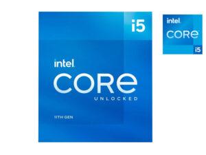 Processador Core I5 Processador Bx8070811600k Hexa Core I5 11600k 3.9ghz 12mb Cache Sem Cooler Lga1200