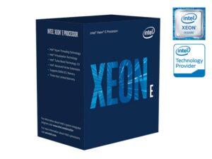 Processador Xeon E-2100 Bx80684e2124g Quad Core E2124g 3,40ghz 8mb Lga1151